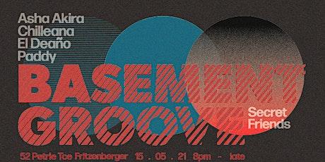 Basement Groove @ Fritzenberger tickets