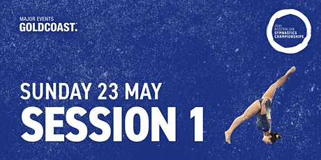 Day 9: Session 1 - 2021 Australian Gymnastics Championships tickets