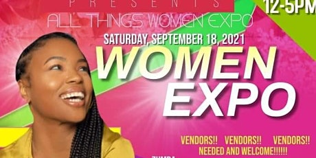 ALL THINGS WOMAN EXPO tickets