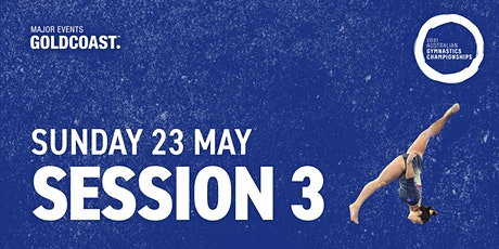 Day 9: Session 3 - 2021 Australian Gymnastics Championships tickets
