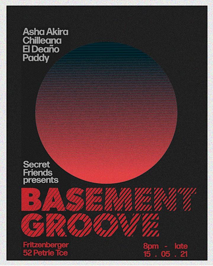 Basement Groove @ Fritzenberger image