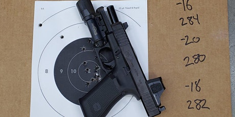 Red Dot Pistol for Concealed Carry and Duty Use tickets