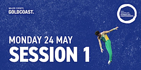 Day 10: Session 1 - 2021 Australian Gymnastics Championships tickets