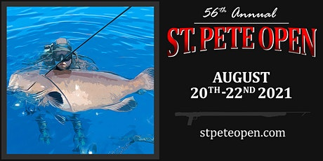 2021 St. Pete Open Spearfishing Tournament tickets