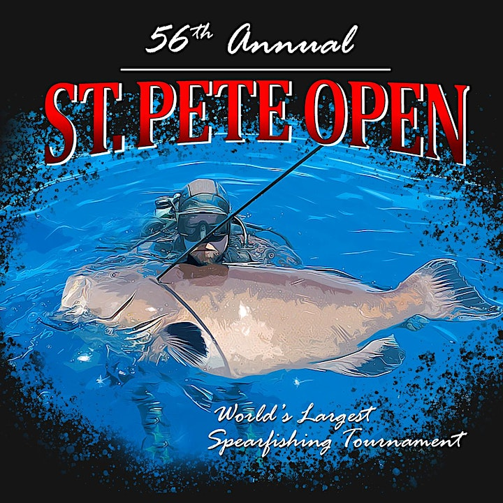 2021 St. Pete Open Spearfishing Tournament image