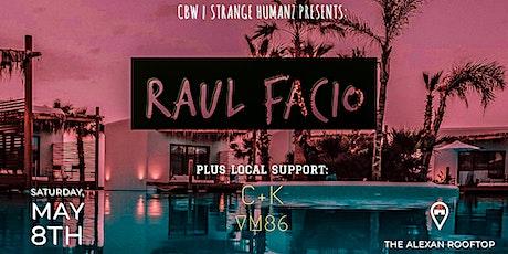 Raul Facio [Sci+Tec] Rooftop Pool Party tickets