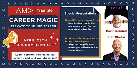 Career Magic: Elevate Your Job Search tickets
