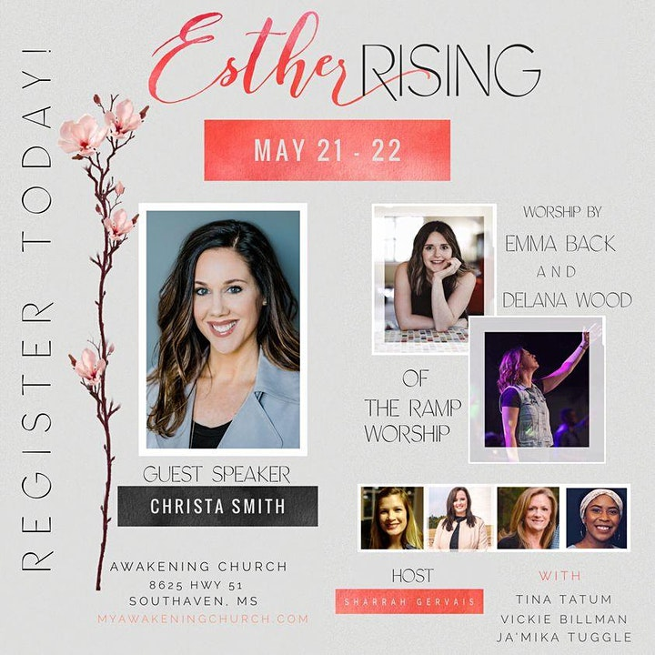 Esther Rising with Christa Smith image
