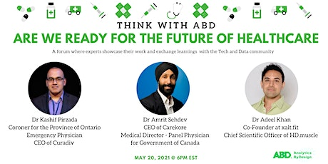 Think With ABD - Are We Ready for the Future of Healthcare? tickets