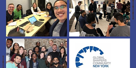 Info Session with the Global Shapers Community in New York City tickets