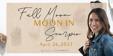 Full Moon in Scorpio Sacred Circle tickets