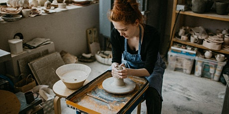 RISING Virtual Pottery Class tickets