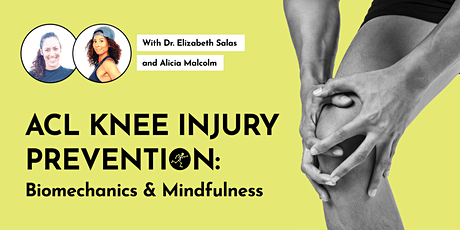 ACL Injury Prevention Webinar: Biomechanics and Mindfulness tickets