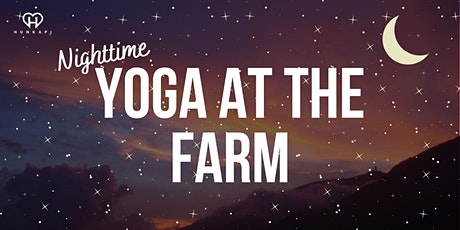 Yoga at the Farm:  May 21st tickets