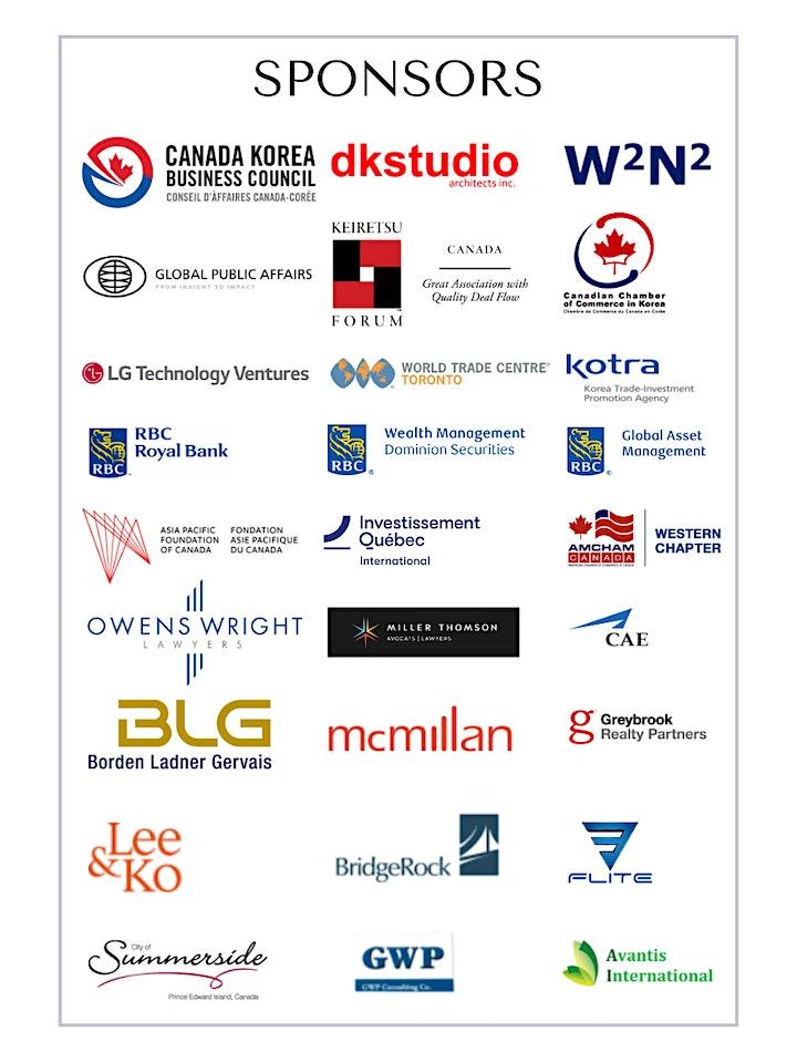 Canada Korea Business Forum 2021 image