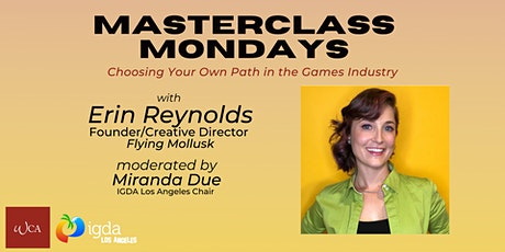 Masterclass Mondays: Choosing Your Own Path in the Games Industry tickets