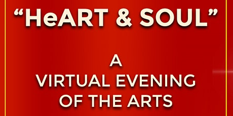 """HeART & SOUL"" - Evening of the Arts tickets"