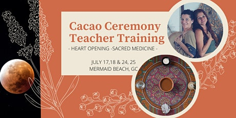 Cacao Ceremony Teacher Training tickets