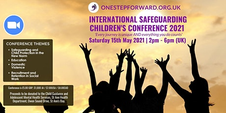 OSF - International Safeguarding Children's Conference 2021 (WEBINAR) tickets
