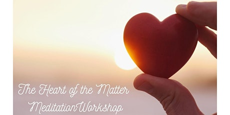 The Heart of the Matter tickets