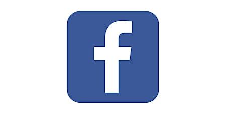 4 Weeks Beginners Facebook Advertising training course Wheeling tickets