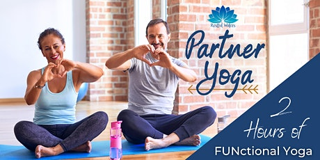 Partner Yoga: 2 hr FUNctional Yoga Event tickets