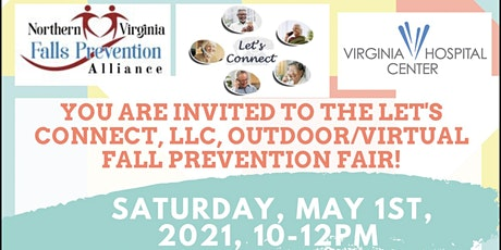 Let's Connect Outdoor/Virtual Fall Prevention Fair tickets