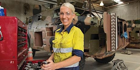 Meet North Queensland's Major Defence Contractors - 20 May 2021 tickets