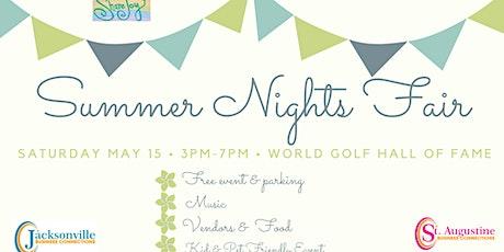 Summer Nights Fair tickets