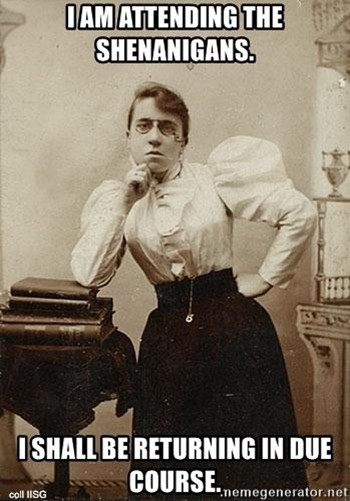 Steamers Ladies Day image