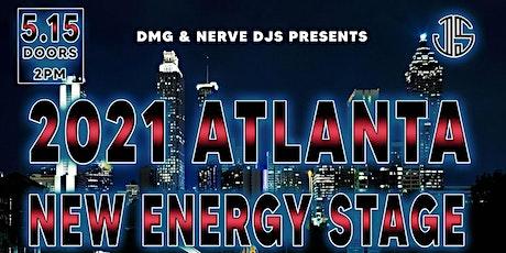 NEW ENERGY STAGE ATLANTA tickets