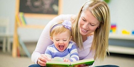 Rhyme Time for Babies (0-18 months) Hurstville Library tickets