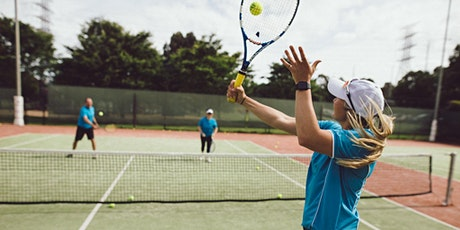 Move and Connect Activity: Tennis Group Coaching Session: Glen Iris tickets