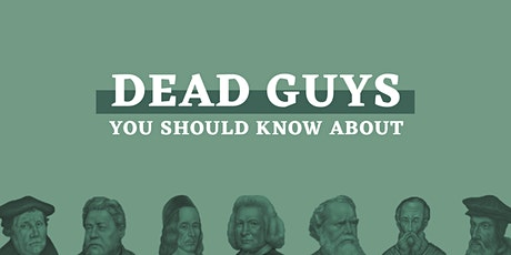 Dead Guys You Should Know About: with Ian Maddock tickets
