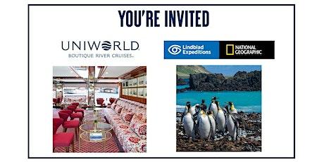 Adelaide | Daytime Showcase | Uniworld River Cruises & Lindblad Expeditions tickets