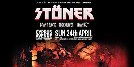 STÖNER  -  (Brant Bjork, Nick Oliveri & Ryan Gut) tickets