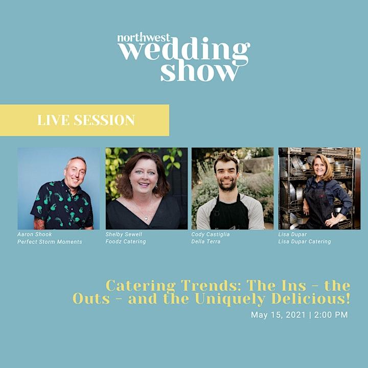 Northwest Wedding Show image