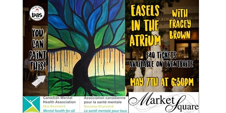 Easels in the Atrium - Mental Health Week tickets