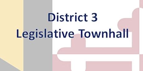 Legislative Townhall tickets