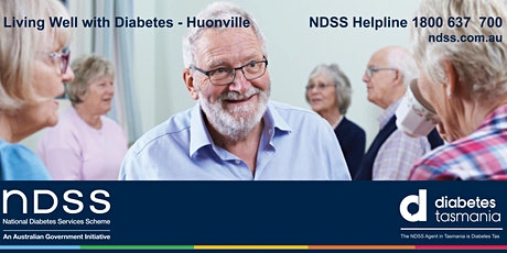 Living Well with Diabetes - Huonville tickets