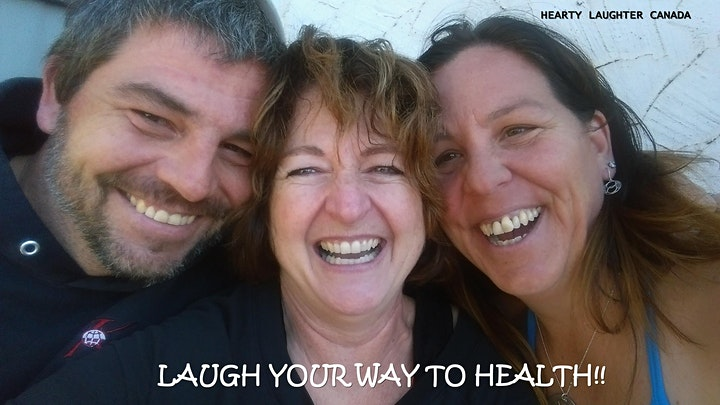 2-DAY CERTIFIED LAUGHTER YOGA TRAINING image