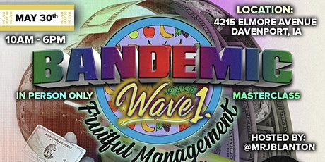 Bandemic Wave 1. Master Class tickets