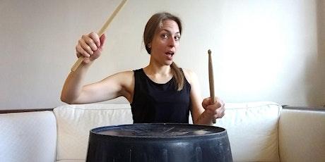 Mad Jam Bucket Drumming by Rhythm Stick tickets