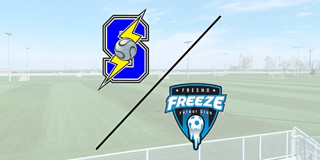 July 24th @ 7:30PM - Fresno Freeze at California Storm tickets