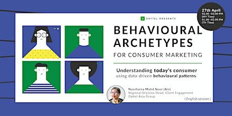 Behavioural Archetypes for Consumer Marketing biglietti