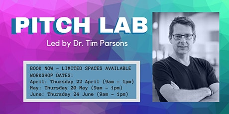Pitch Lab | Thu 20 May tickets