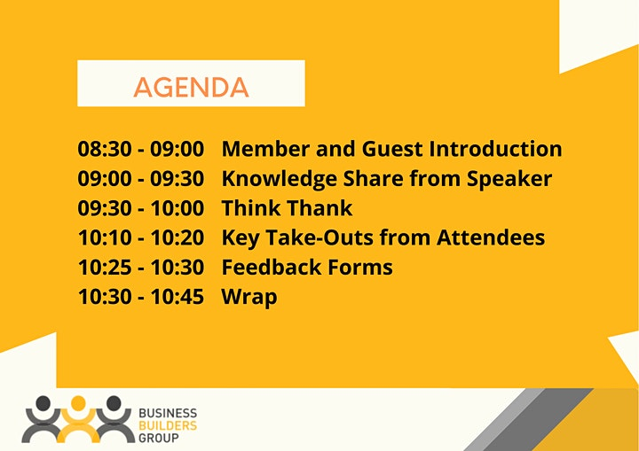 FINANCE & ACCOUNTING FORUM powered by BBG (Business Builders Group) image