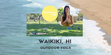 Waikiki, Hawaii - Sunrise Outdoor Yoga guided by Kathy Chu tickets