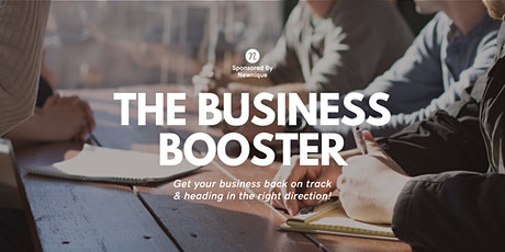 The Business Booster tickets