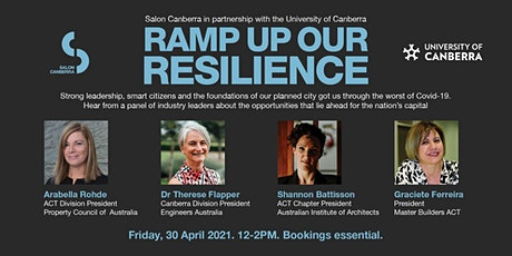 Ramp Up Our Resilience tickets